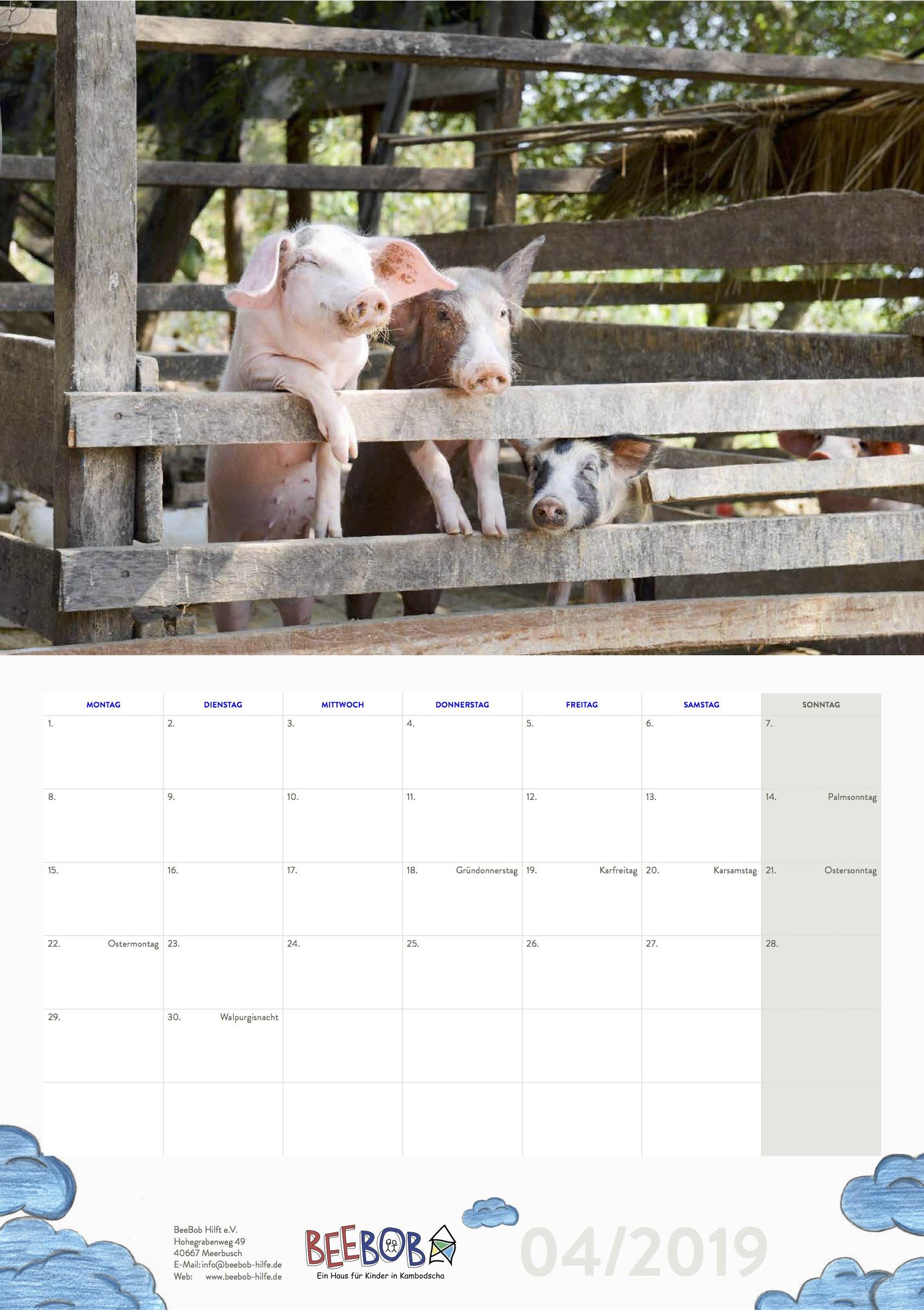 04_2019_BeeBob_Kalender