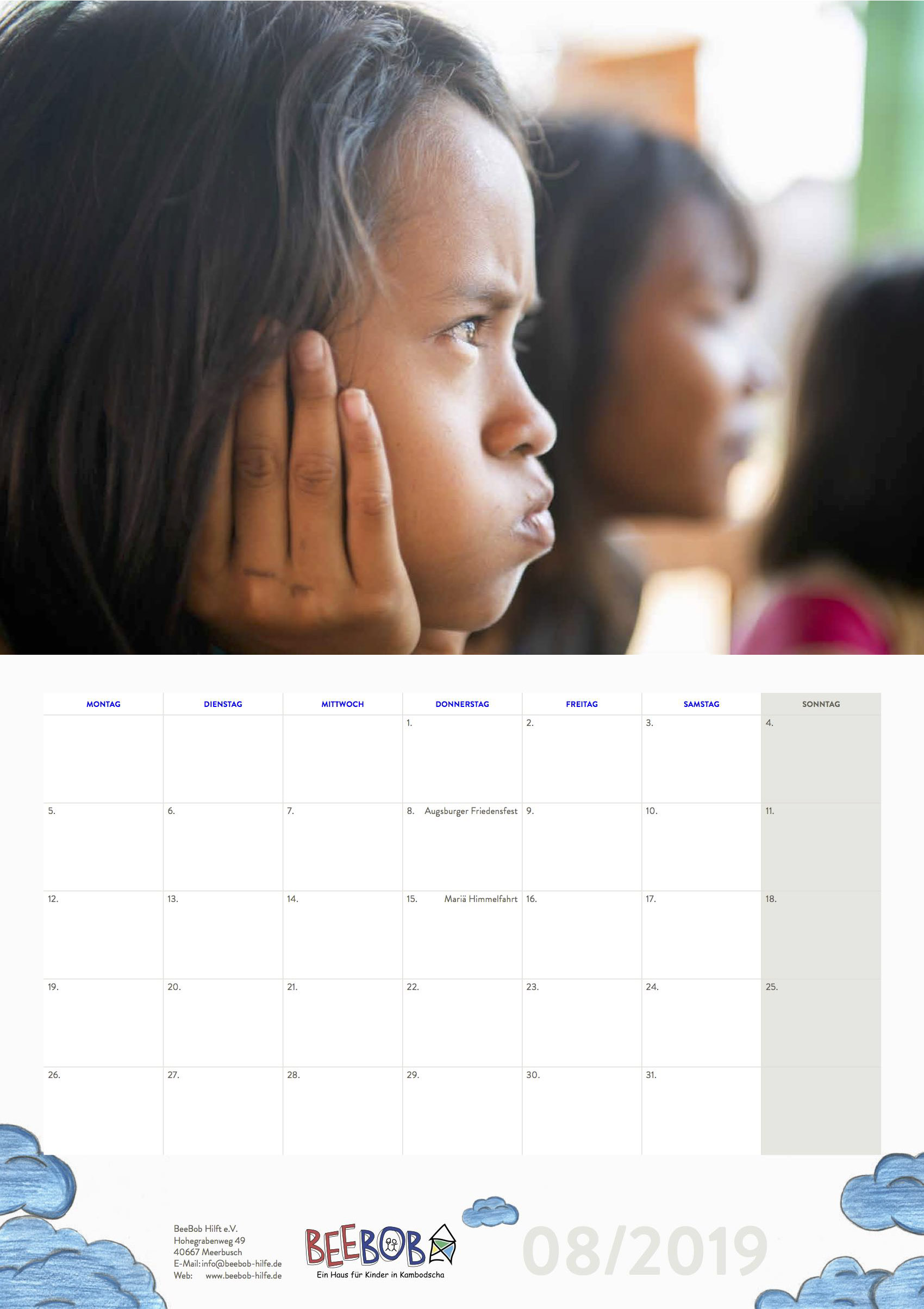 08_2019_BeeBob_Kalender